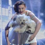 Ashleigh and Pudsey, la ganadora del Got Talent con su Dancing Dog