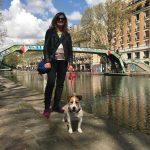 Viajar con perro a París
